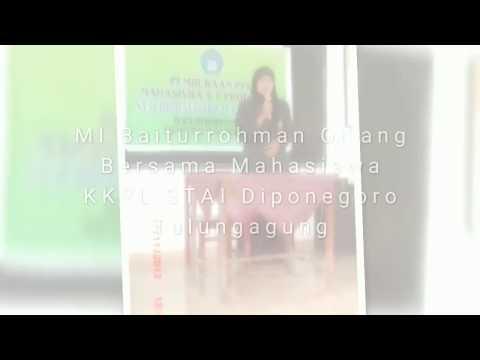 KKPL STAI Diponegoro bersama MI Baiturrohman Gilang, Nop 2012
