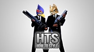 How to Style - Fox & Falco 【SSB4】