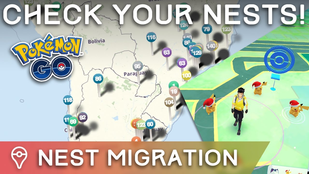 how to get migrated pokemon