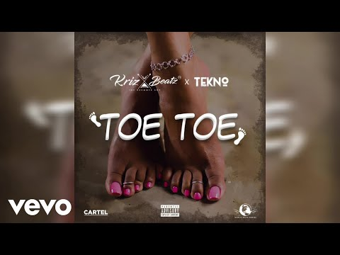Krizbeatz, Tekno - Toe Toe (Audio)