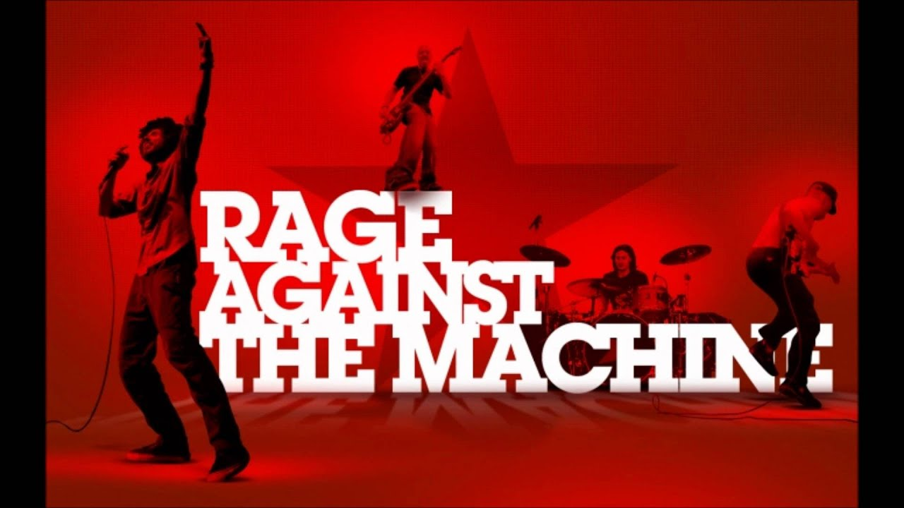 Rage Against The Machine Killing In The Name Of Hd