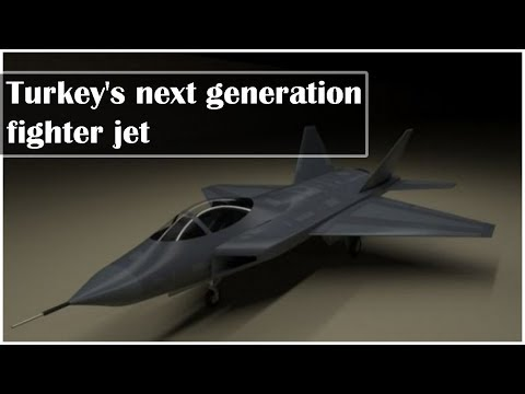 Turkey Details Official Specifications of Next gen Fighter TFX