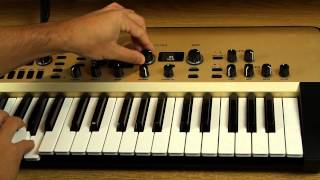 VA Synth Demo - Korg Kingkorg + Nord Lead jamming by Synthcloud