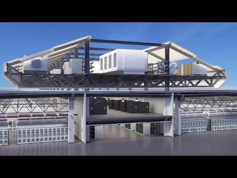Inside Aligned Energy's Phoenix Colocation Data Center