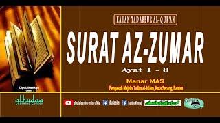 Surat az-Zumar, Ayat 1-8, Manar MAS