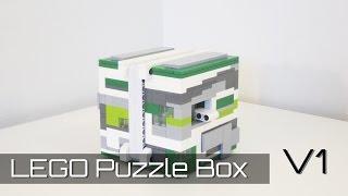 Lego Puzzle Box - V1 [ferrero Rocher]