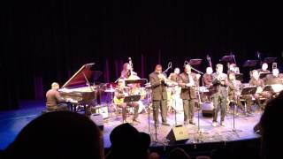 Tri-C Jazz Fest 2012 - Sean Jones, Dominick Farinacci, Jerome Jennings and others
