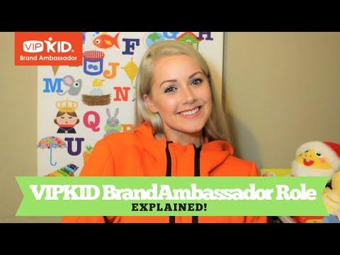 VIPKID Brand Ambassador Role (explained)