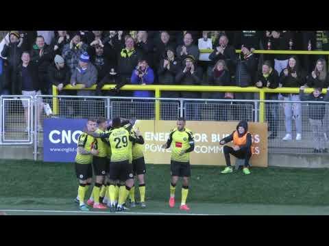 Harrogate Eastleigh Goals And Highlights