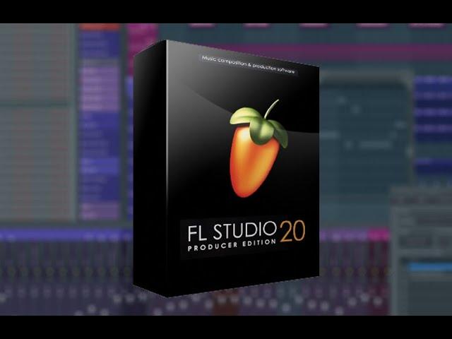 Fruity Loops Studio Producer Edition v.20
