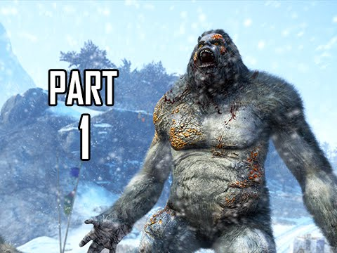 Far Cry 4 Valley Of The Yetis Dlc Walkthrough Part 1 The Lost Valley Fc4 Gameplay Commentary Youtube