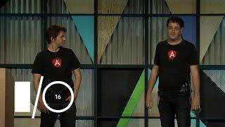Angular 2 and Progressive Web Apps - Google I/O 2016