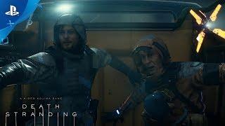 Death Stranding - Thriller Short Trailer | PS4
