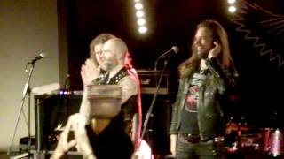 Grand Magus - Freja's Choice + Iron Will - Live - Classic Grand - Glasgow - 28/03/2017