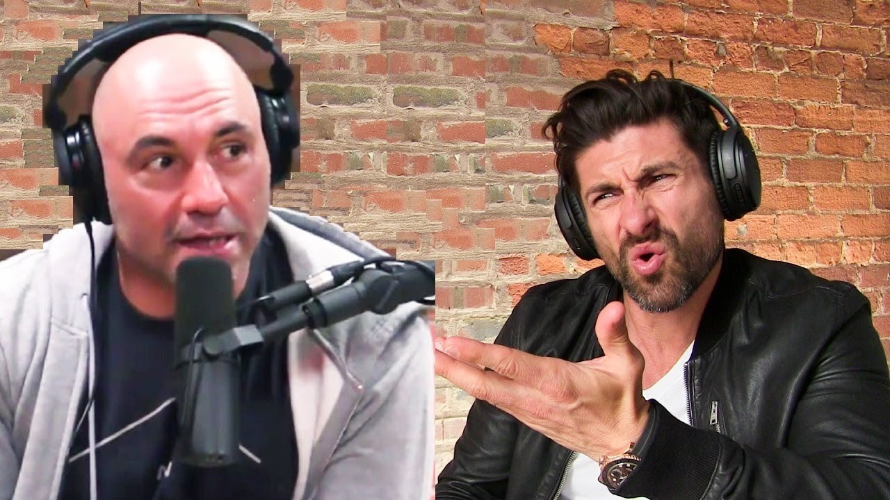 it s time to tell you about joe rogan i am alpha m