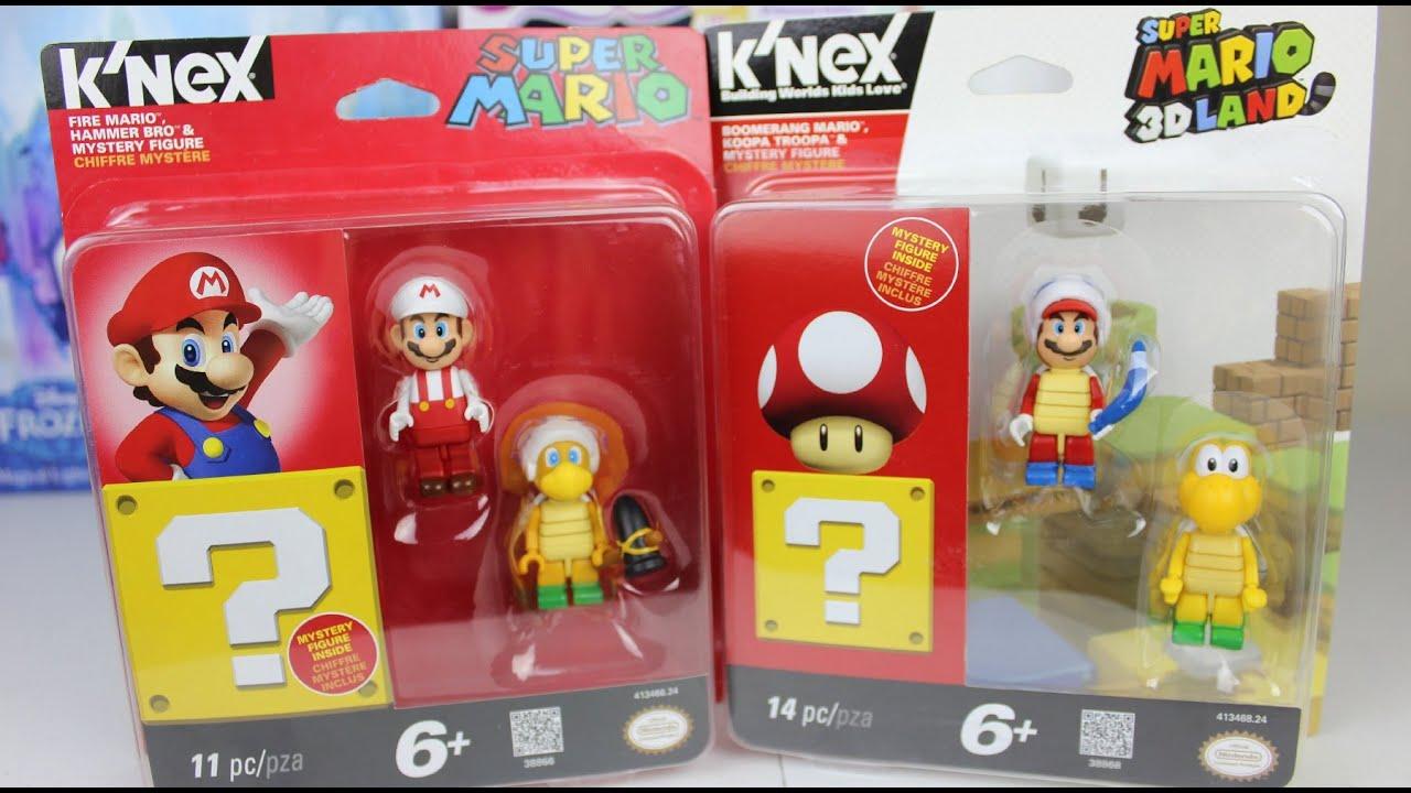 Caja Sorpresa de Super MarioBrosJuguetes de Mario BrosJuguetes