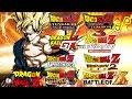 Aberturas Dos Games de Dragon Ball Z (1080p)