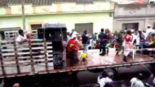 Carnavales negros y blancos 5 y 6 de enero Nariño-Cumbal 2014