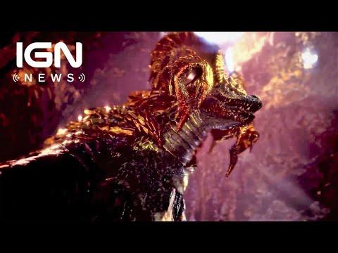 Monster Hunter World Adding 16-Player Elder Dragon Hunt - IGN News