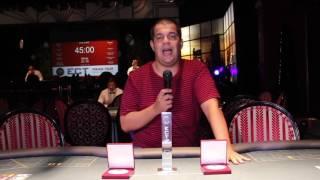 Bem vindos à Etapa #3 do ECT Poker Tour 2016