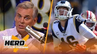 Download Colin Cowherd plays the 3-Word Game after NFL Week 6 | NFL | THE HERD Mp3 and Videos
