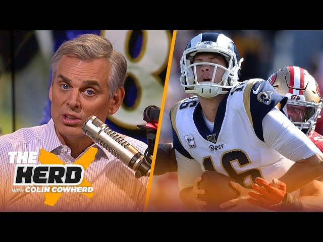 Colin Cowherd plays the 3-Word Game after NFL Week 6 | NFL | THE HERD
