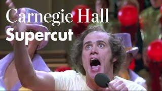 Carnegie Hall Supercut: 125 Years
