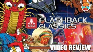 Review: Atari Flashback Classics (Switch & PS Vita) - Defunct Games
