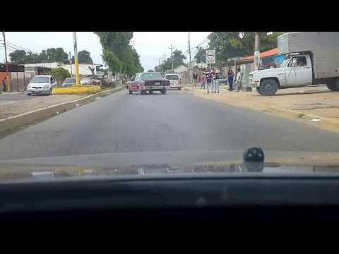Dash Cam Cumaná - Quetepe (Sucre - Venezuela)