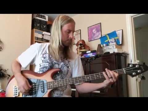 Paramore - Decode - Bass Cover By Aidan Hampson HD