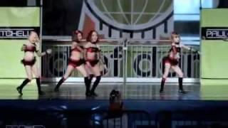 niñas bailando single ladies - world of dance