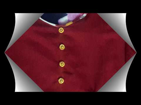 How to Create Button with Silk Thread