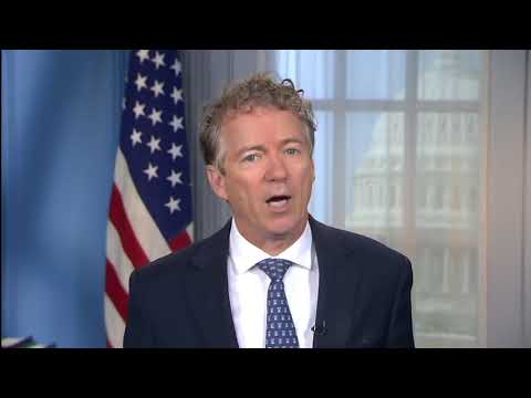 Rand Paul on BRILLIANT Strategy Obamacare Repeal and Tax Reform in Same Bill