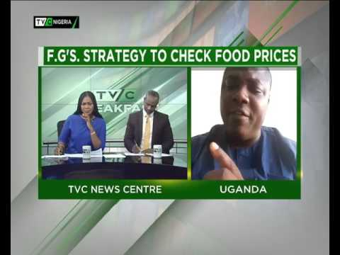 FG's strategy to check food prices