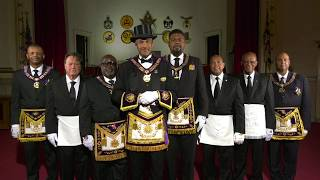 Prince Hall Freemasonry is a multicultural and multinational brotherhood