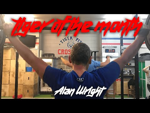 Alan Wright | Tiger Of The Month
