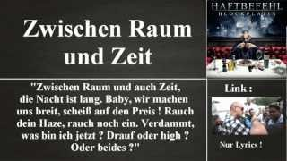 """""""Blockplatin"""" [ Platinseite ] von Haftbefehl - Albumanalyse [German]"""
