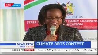 CLIMATE CHANGE CONTEST: Children to be exposed to environmental conservation