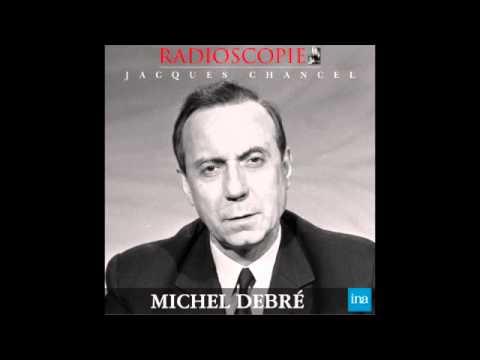 Radioscopie - Michel Debré