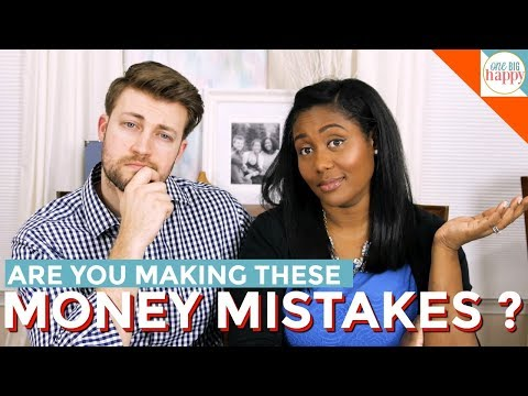 6 Money Mistakes to Avoid and How to Fix Those Bad Money Habits