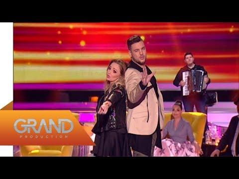 Jelena Gerbec i Nemanja Maksimovic - Gde smo mi - HH - (TV Grand 20.03.2018.)