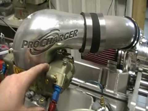 Steve Morris Engines, C and S Blow Thru carb Tuning video,