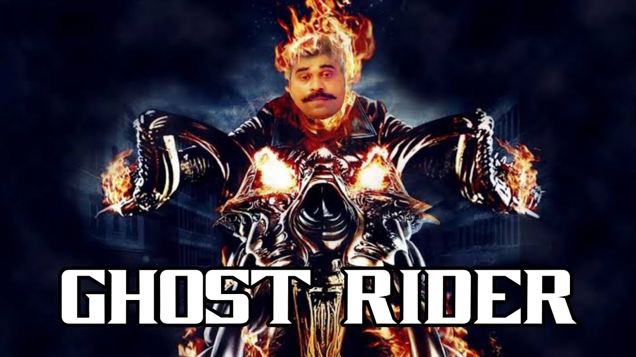 Download Ghost Rider | Malayalam Remix | A2Z MovieMixer