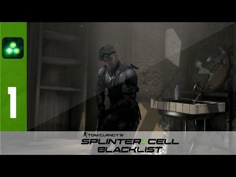 Splinter Cell: Blacklist - Ep 1 - Mika le Hackeur - Playthrough FR ᴴᴰ