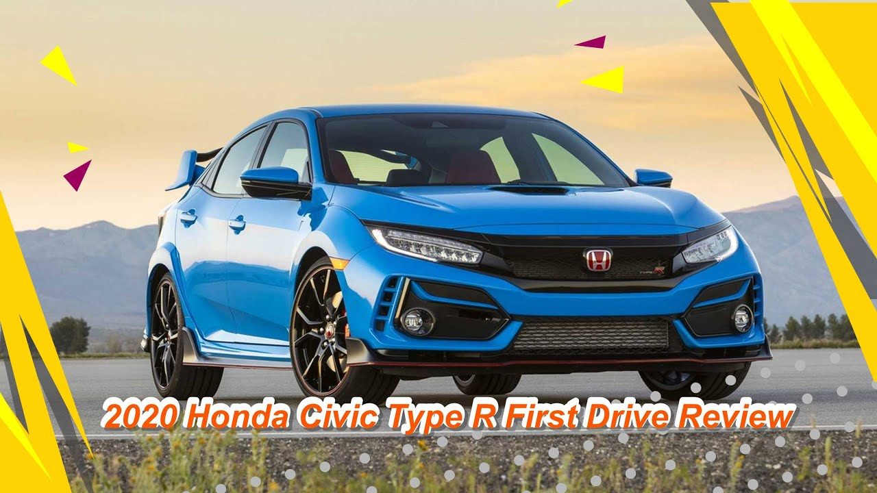 2020 Honda Civic Type R First Drive Review - YouTube