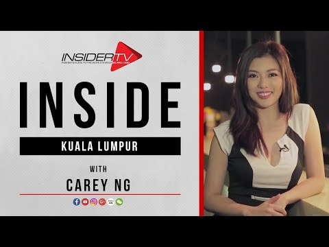 INSIDE Kuala Lumpur with Carey Ng | Travel Guide | April 2018