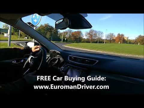 Awesome New Nissan Qashqai 2018 SUV Test Drive and Honest Review By Euroman Driver