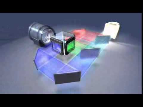 how a 3lcd projector works short video wmv youtube. Black Bedroom Furniture Sets. Home Design Ideas