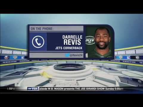 Darrelle Revis previews the 2016 New York Jets