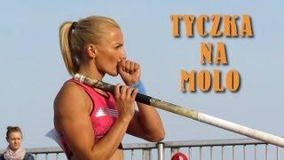 Tyczka na Molo 2013 - Anna Rogowska druga